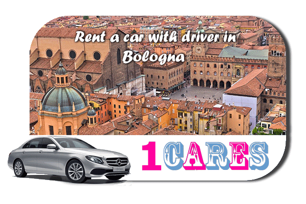 Rent a car with driver in Bologna