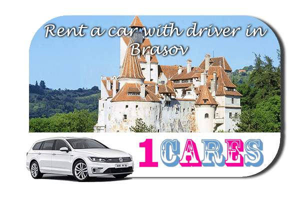 Rent a car with driver in Brasov
