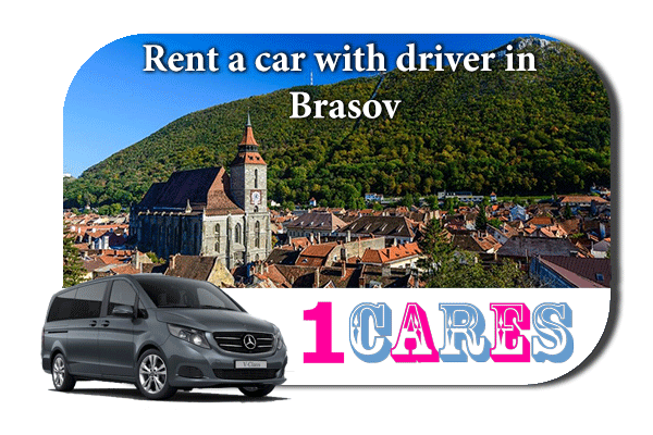 Hire a car with driver in Brasov