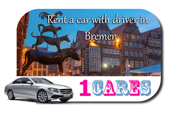 Rent a car with driver in Bremen