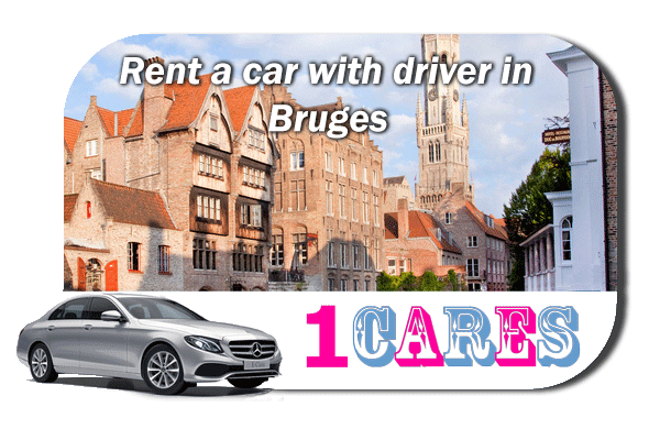 Rent a car with driver in Bruges