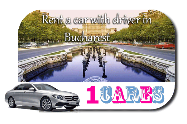 Rent a car with driver in Bucharest