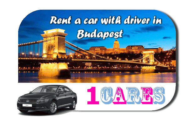 Rent a car with driver in Budapest