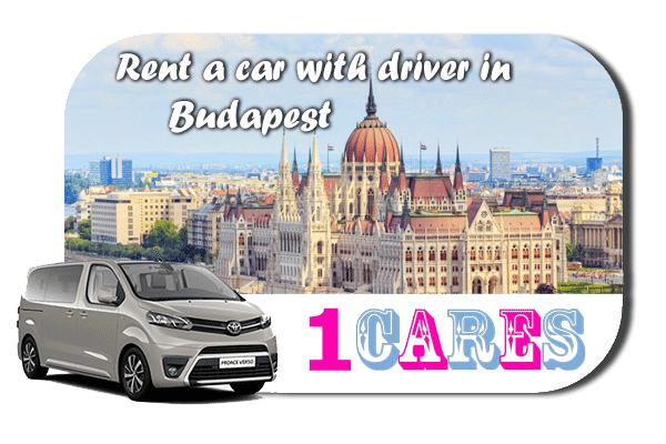 Hire a car with driver in Budapest