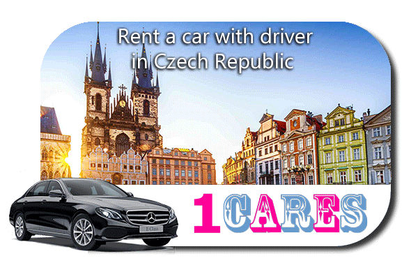 Rent a car with driver in Czech Republic