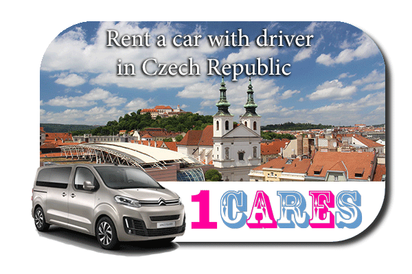 Hire a car with driver in Czech Republic