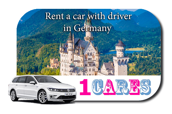 Hire a car with driver in Germany