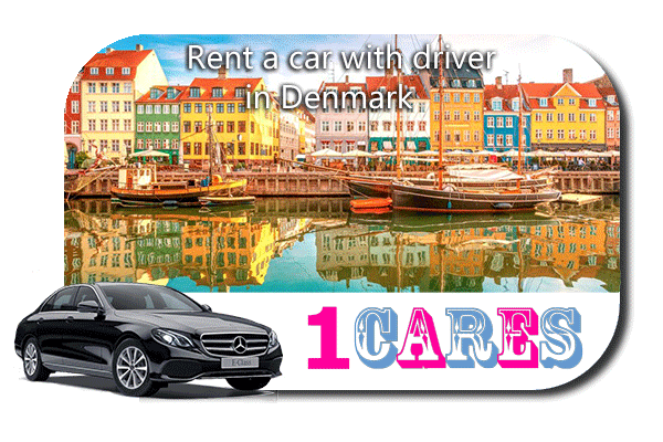 Rent a car with driver in Denmark