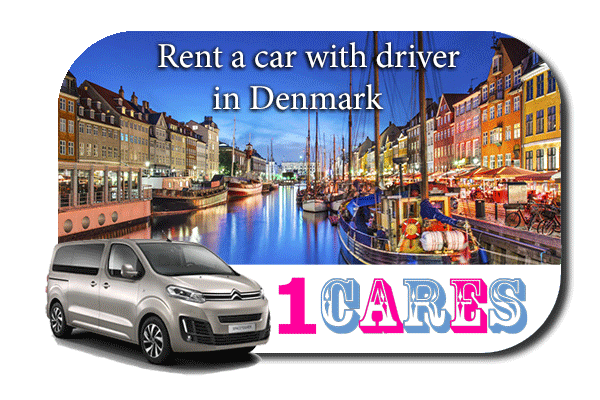 Hire a car with driver in Denmark