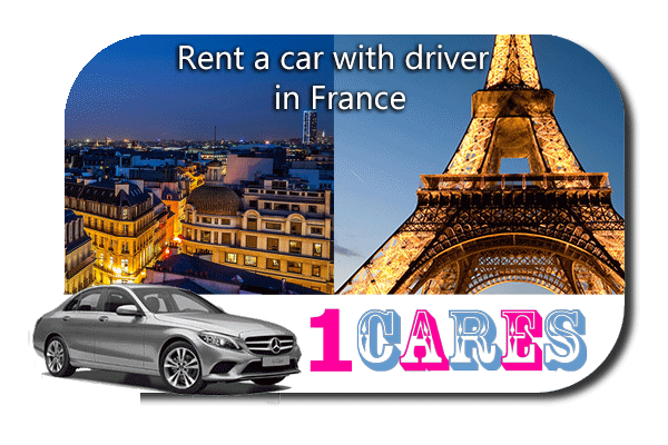 Rent A Car With Driver In France Hire A Car With Chauffeur In France