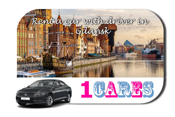 Rent a car with driver in Gdansk