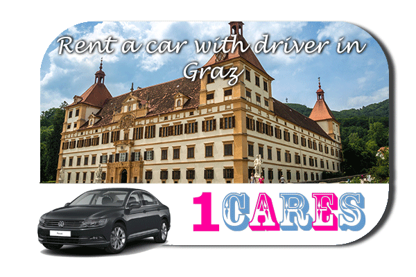 Rent a car with driver in Graz