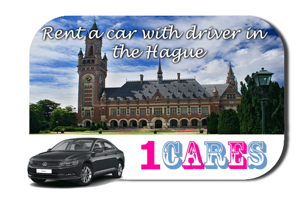 Rent a car with driver in The Hague