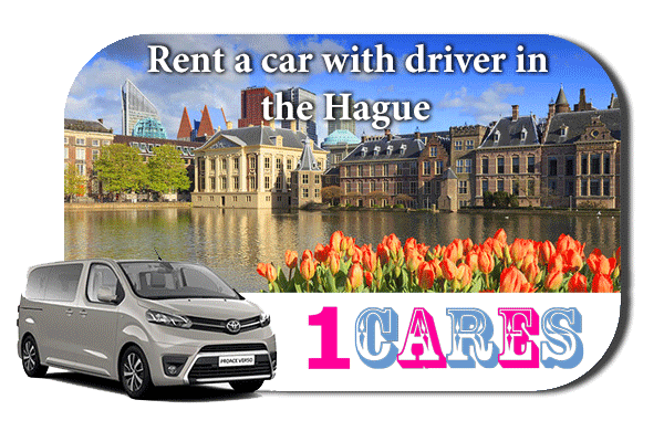 Hire a car with driver in The Hague