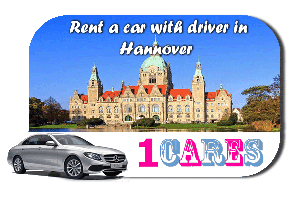 Rent a car with driver in Hannover