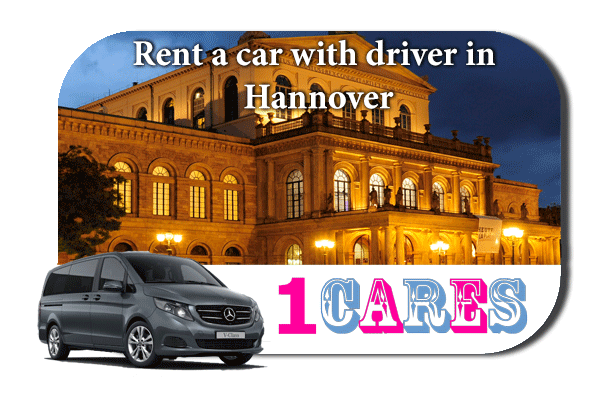 Hire a car with driver in Hannover