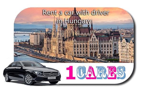 Rent a car with driver in Hungary