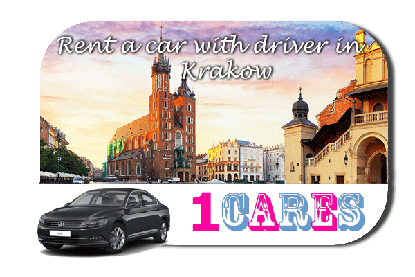 Rent a car with driver in Krakow