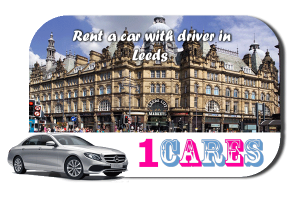 Rent a car with driver in Leeds