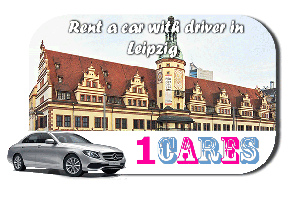 Rent a car with driver in Leipzig