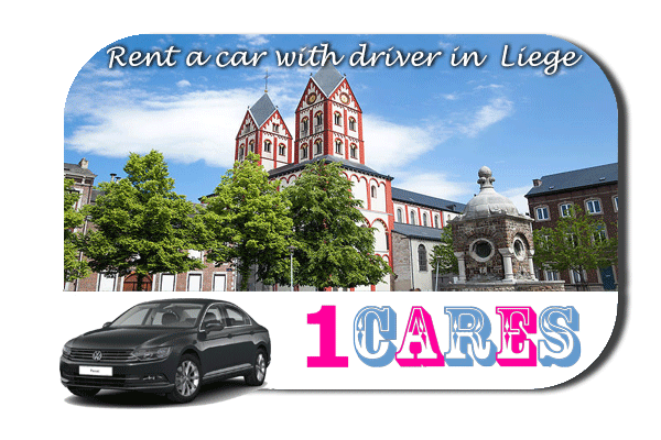 Rent a car with driver in Liège