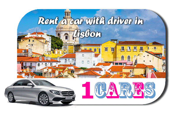 Hire a car with driver in Lisbon