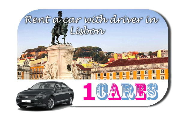 Rent a car with driver in Lisbon