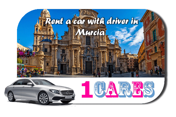 Rent a car with driver in Murcia