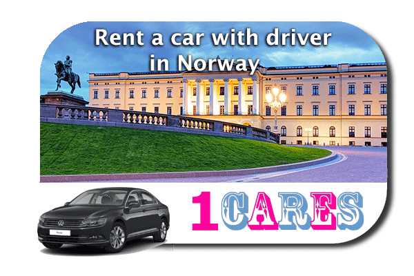 Rent a car with driver in Norway