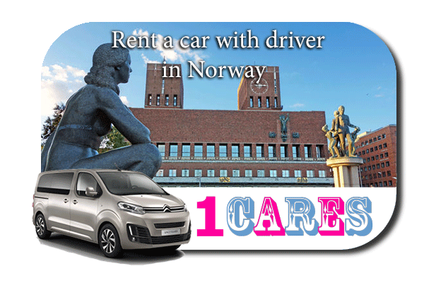 Hire a car with driver in Norway
