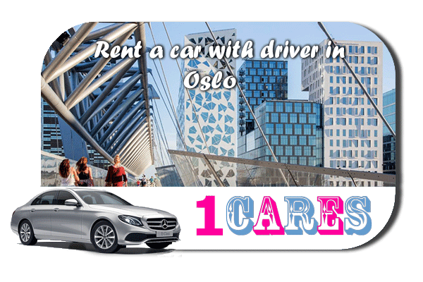 Rent a car with driver in Oslo