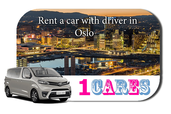 Hire a car with driver in Oslo
