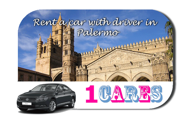 Rent a car with driver in Palermo