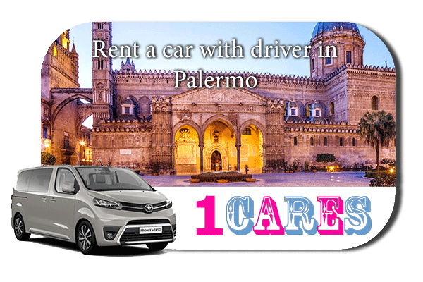 Hire a car with driver in Palermo