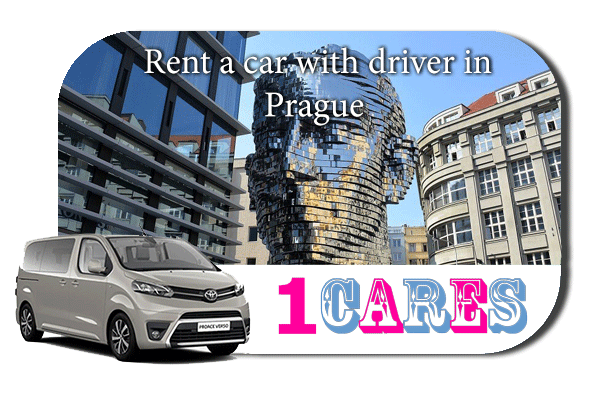 Hire a car with driver in Prague