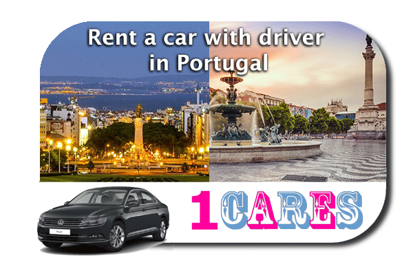 Rent a car with driver in Portugal