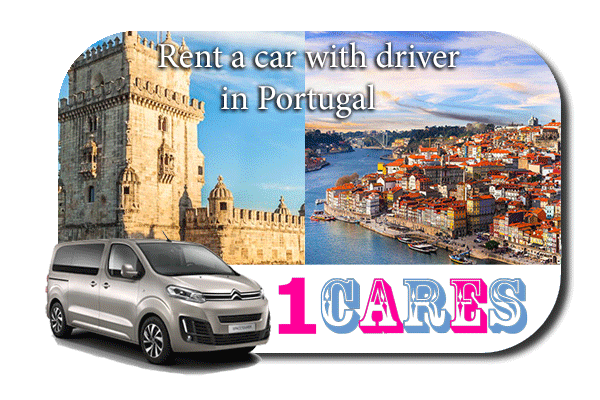 Hire a car with driver in Portugal