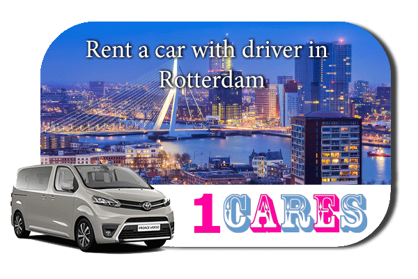 Hire a car with driver in Rotterdam