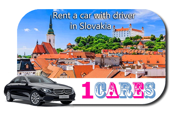 Rent a car with driver in Slovakia