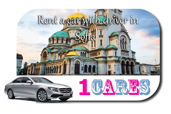Rent a car with driver in Sofia