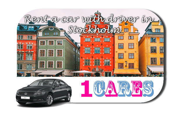 Rent a car with driver in Stockholm