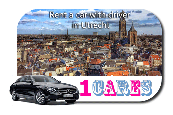 Rent a car with driver in Utrecht