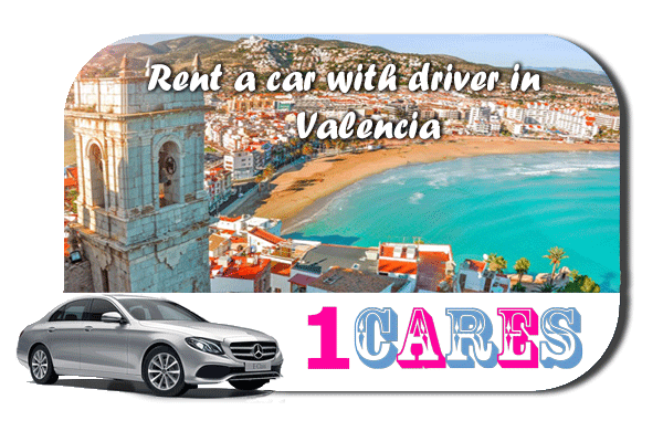 Rent a car with driver in Valencia