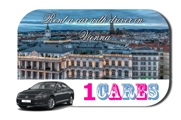 Rent a car with driver in Vienna