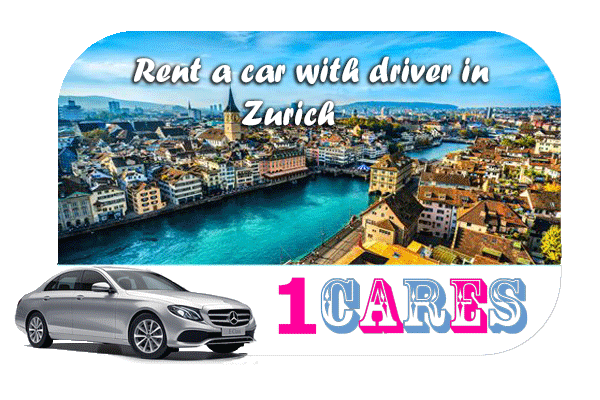 Hire a car with driver in Zurich