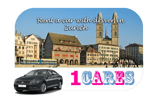 Rent a car with driver in Zurich