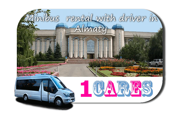 Hire a coach with driver in Almaty