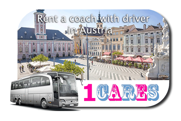 Rent a coach with driver in Austria