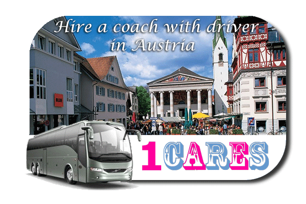 Rent a cоаch with driver in Austria