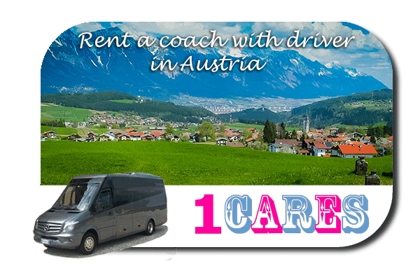Hire a coach with driver in Austria